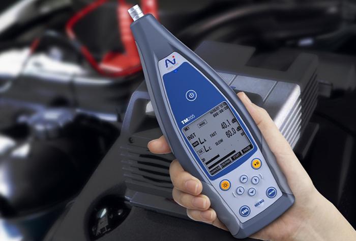 噪聲檢測儀產品設計,為用戶帶來全新操作體驗
